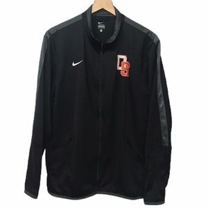 NIKE Oregon State Track Jacket Size Large